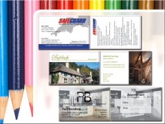 Business Card Designs 1