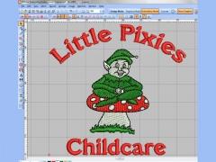 Littl Pixies Stitch Pattern