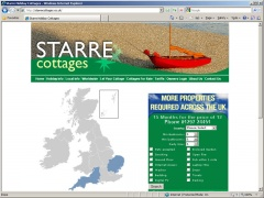Starre Cottages